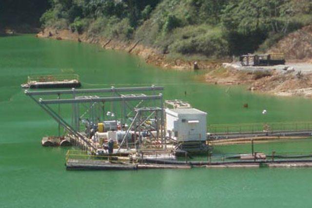 Водозабор из открытого источника (река или озеро) для круглогодичного проживания